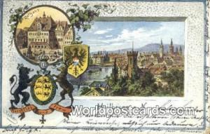 Heilbronn a N Germany, Deutschland Postcard  Heilbronn
