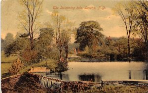 Swimming Hole Lacona, New York Postcard