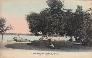 ORILLIA , Ontario , Canada , 1900-10s ; Couchiching Beach Park