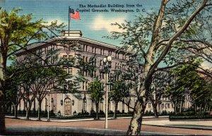 Washington D C The Methodist Building
