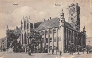 bg18904 Torun Thorn Rathaus poland