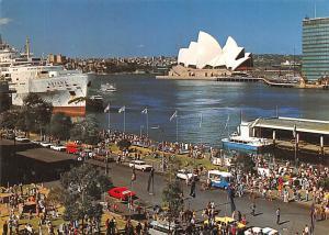 Sydney Australia Circular Quarry with Overseas Terminal Sydney Circular Quarr...