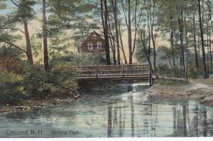 CONCORD , New Hampshire , 1900-10s ; Rollins Park