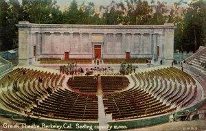 CA - Berkeley. Greek Theatre