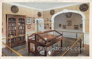 Dining Room, WM Lanier Washington Col Washington Headquarters Roger Morris Ho...