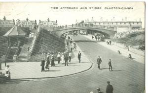 United Kingdom, Pier Approach and Bridge, Clacton-on-Sea