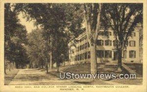 Dartmouth College in Hanover, New Hampshire