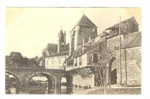 Moret-sur-Loing , France, 00-10s, Pont