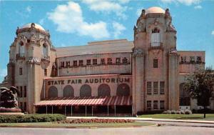 6705  TX Dallas    State Fair Auditorium