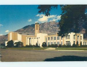 Unused Pre-1980 SMITH BUILDING AT BRIGHAM YOUNG UNIVERSITY Provo Utah UT L6619