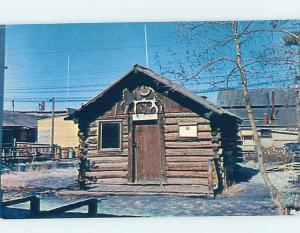 Unused Pre-1980 HISTORIC HOME Whitehorse Yukon Territory YT W3649