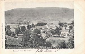 BURNSALL CRAVEN NORTH YORKSHIRE~GRIMSHAWES UPPER WHARFEDALE SERIES POSTCARD 1904