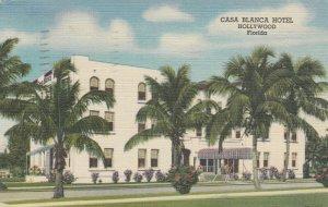 HOLLYWOOD , Florida, 1948 ; Casa Blanca Hotel