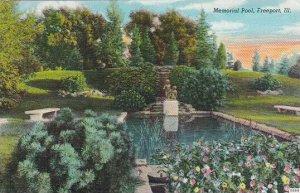 Illinois Freeport Memorial Pool