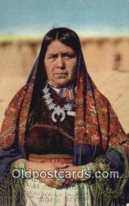 Tsytasta Bowekatee Indian Postcard, Post Card Zuni Pueblo, New Mexico, USA Un...