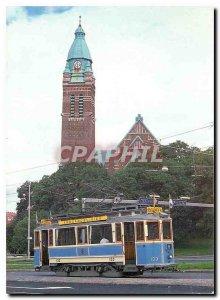 Postcard Modern Sparvagshistoria the Goteborg