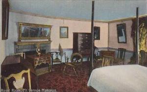 Virginia Mt.Vernon Masion River Room