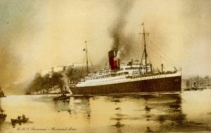 Cunard Line - RMS Antonia