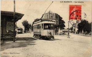 CPA LE RAINCY La Limite. (509574)