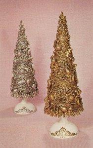 DES MOINES Iowa , 1950-60s ; Filigree Fantasy
