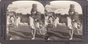 SV: 1910s ; Pottery Peddlers , SEOUL , Korea