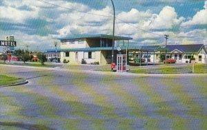 Canada Blue Jay Motel Red Deer Alberta