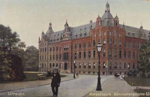 Morseelepark Administratigebomo S.S., Utrecht, Netherlands, 00-10s