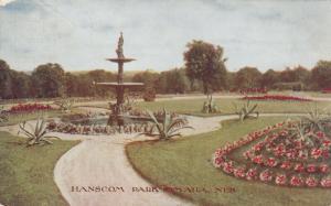 OMAHA, Nebraska , PU-1906 ; Hanscom Park