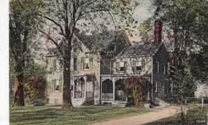 Birthplace of Grover Cleveland , CALDWELL , New Jersey , PU-1911