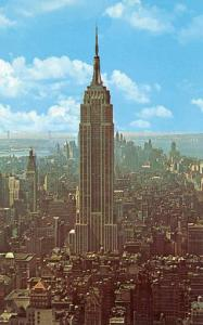 NY - New York City. Empire State Building