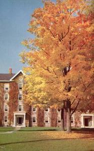 VT - Middlebury, Starr Hall at Middlebury College