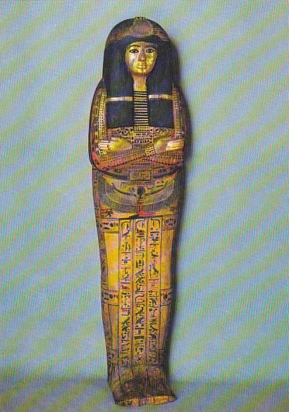 France Paris Musee du Louvre Departement des Antiquites Egyptiennes