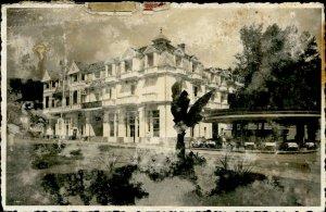 IMR00314 romania mures sovata spa bailor hotel 1935 fotofilm cluj photo 9x14 cm