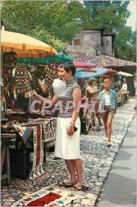 Postcard Modern Sarajevo Bascarsija A Reason