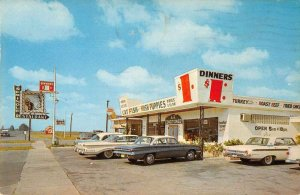 Clewiston Florida The Seminole Restaurant Vintage Postcard AA12247