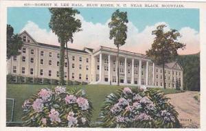 North Carolina Blue Ridge Robert E Lee Hall