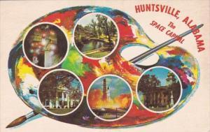 Alabama Huntsville Multi View