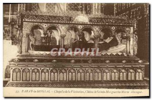 Old Postcard Paray Monial Chapel of the Holy Hunting Visitation Margaret Alac...
