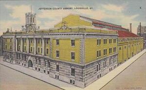Kentucky Louisville Jefferson County Armory