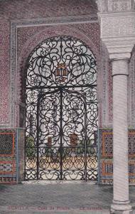 Sevilla, Casa de Pilatos, La cancela, Andalucia, Spain, 00-10s