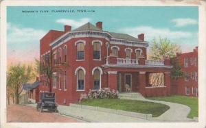 Tennessee Clarkville Womans Club