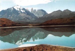 Laguna Amarga - Chile