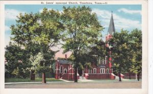 TEXARKANA, Texas, 1900-1910's; St. James' Episcopal Church