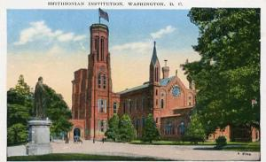 DC - Washington, Smithsonian Institution
