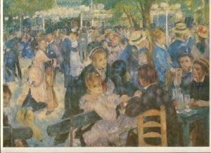 434408 Perre Auguste Renoir dance in Moulin de la Galette german Seemann poster