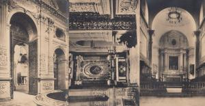 Siracusa Cathedrale 3x Passed By Censor Military Frank Postcard s