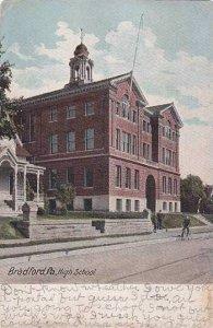 Pennsylvania Bradford High School 1909