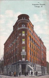 Illinois Chicago Augusttana Hospital 1912