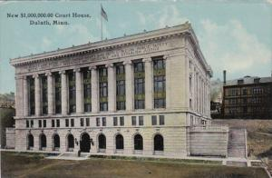 Minnesota Duluth New $ 1,000,000.00 Court House