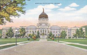 State Capitol Building Helena Montana